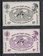 ETHIOPIE N°385 ET 386 N* - Ethiopie