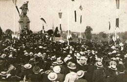 (73) CPA Photo Noisseville Inauguration Du Monument  (Bon Etat) - Frankreich