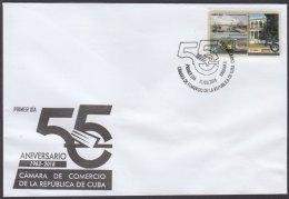2018-FDC-13 CUBA 2018. FDC ALMACENES DE REGLA Y DEL MARIEL. - FDC