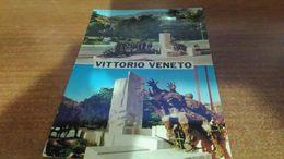 Cartolina: Vittorio Veneto Viaggiata (a10) - Postcards