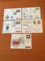 ++++ Kleine Sammlung 5 Ballonposten Österreich ++++ - Stamps