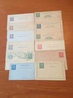 ++++ Kleine Sammlung Funchal 12 Postkarten Und Kartenbriefe ++++ - Stamps