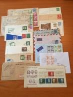 ++++ Kleine Sammlung BUND 50 Karte/Briefe/FDC ++++ - Stamps
