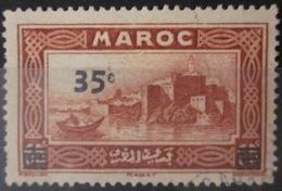 Maroc - YT 161 - Oblitérés