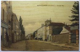 GRANDE RUE - MONTGERON - Montgeron