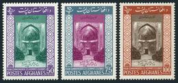 Afghanistan 634-636,MNH.Michel 735-737. Khwaja Abdullah Ansari,Sufi,poet,1963. - Afghanistan