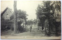 RUE PARENT - MONTGERON - Montgeron