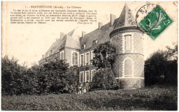 02 MARFONTAINE - Le Chateau - Sonstige Gemeinden