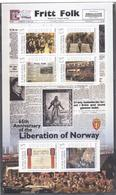 Dominica 2012 - MNH - History, World War II - 2. Weltkrieg