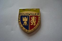 20180924-2059 ALSACE BAS RHIN SAPEURS POMPIERS BOUXWILLER - Firemen