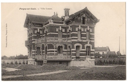 51 PARGNY SUR SAULX - La Villa Lumen - Cpa Marne - Pargny Sur Saulx