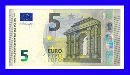 """5 EURO """"NA"""" AUSTRIA Firma DRAGHI N006 H1   CIRCULATED RARE RARE!!!! - EURO"""
