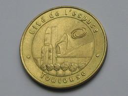 Monnaie De Paris - Cité De L'espace TOULOUSE    **** EN ACHAT IMMÉDIAT  **** - Monnaie De Paris