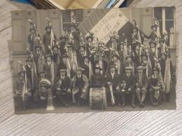 Carte-photo Conscrits 1927 La Robertsau - Autres Communes