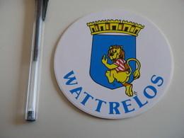 Autocollant - Ville - WATTRELOS - Stickers