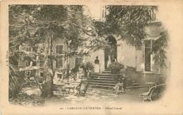 LAMALOU LE CENTRE HOTEL CANCEL  EDITION A.M. - Lamalou Les Bains