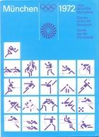 Germany. Munchen. The XX OG 1972. - Juegos Olímpicos