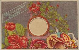 1939- Carte Postale Pour Correspondance Avec Insertion Photo-la Photo A Disparu Et Cela Peut être Réutilisé-Tb état - Supplies And Equipment