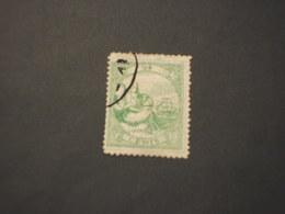 LIBERIA - 1867 STATUA LIBERTA'  24 C.(bruttino) - TIMBRATO/USED - Liberia
