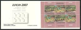 2007 Bosnia Herzegovina (Serbian Post) Europa: Centenary Of Scouting Booklet (** / MNH / UMM) - Europa-CEPT