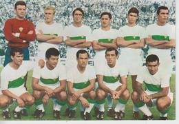 CPSM Elche - C. De F. - Equipo Temporada 1968-69 - Football
