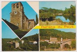 30 - Reflets Du Pays - LES CEVENNES TOURISTIQUES - Multivues - Ed. T. GIACOBBI - France