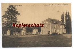 Nederheim Kasteel Scherpenberg Chateau Nerem Limburg Tongeren Feldpost 1915 - Tongeren