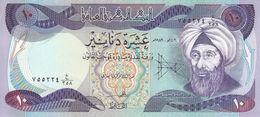 IRAQ 10 DINARS 1982 P-71 AU/UNC */* - Iraq