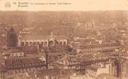 BRUXELLES  - Vue Panoramique Du Quartier Sainte-Catherine - Panoramic Views