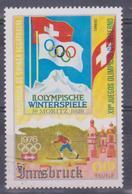 1976 Guinea Equatoriale - Olimpiadi Di Innsbruck - Guinea Equatoriale