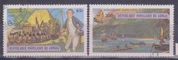 1978 Rep Popolare Del Congo - James Cook - Repubblica Del Congo (1960-64)