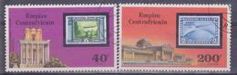 1977 Impero Del Centrafrica - Dirigibile Zeppelin - Repubblica Centroafricana