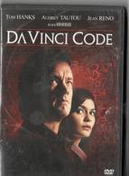 DVD Da Vinci Code Tom Hanks Audrey Tautou - Sci-Fi, Fantasy