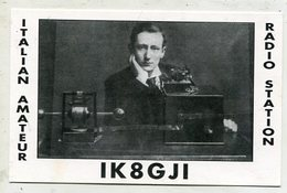 QSL Cards - AK 332481 Italy - Castellamare Di Stabia - Radio Amateur