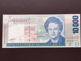 COSTA RICA P267 10000 COLONES 2007 UNC - Costa Rica