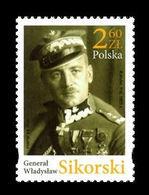 Poland 2018 Mih. 5003 General Wladyslaw Sikorski MNH ** - 1944-.... Republic
