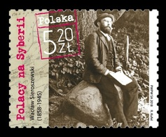 Poland 2018 Mih. 5014 Writer Waclaw Sieroszewski MNH ** - 1944-.... Republic
