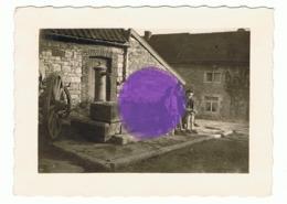 ESNEUX - Hameau De HAM - Fontaine, Pompe,...- Photo  ( +/- 6 X 9 Cm) 1940 (b187) - Orte