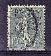 FRANCE PERFO YT 130 OBL .  (STRF849) - France