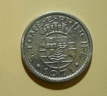 Portugal S. Tomé E Príncipe 10 Centavos 1971 - Portugal