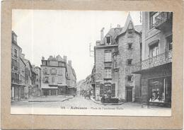 AUBUSSON - 23 - Place De L'Ancienne Halle - Pharmacie 1er Plan - DELC3 - - Aubusson