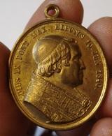 MEDAILLE PAPE PIUS IX ELECTUS 1846. JUBILAEUM 1847. SPLENDIDE / HIGH GRADE. VATICAN. - Italy