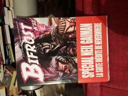 Bisfrost 82 Special Neil Gaiman Avec Bandeau - Fanzines