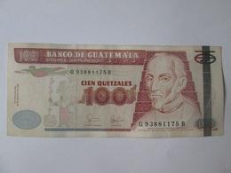 Guatemala 100 Quetzales 2006 Banknote - Guatemala