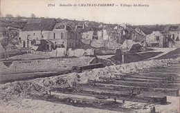 CPA - 02 - CHATEAU THIERRY - Village Saint Martin - 2704 - Chateau Thierry