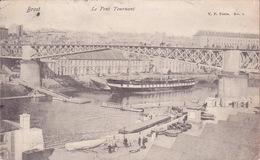 CPA - 29 - BREST - Le Pont Tournant - 1 - Brest