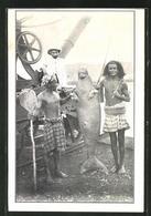 AK Aden, Fischer Mit Walross - Jemen