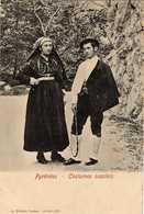 Folklore Et Types Basques Costume Ossalois - Non Classés