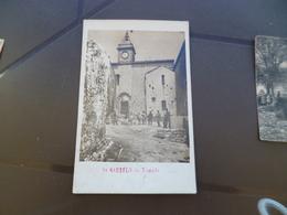 Carte Photo 30 Gard Saint  Beauzély Le Temple   TBE - Autres Communes