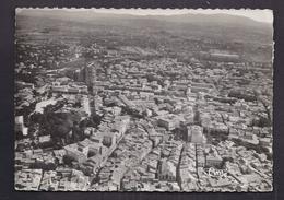 CPSM 30 - ALES - Vue Aérienne - Panorama De La Ville - TB PLAN D'ensemble Et De L'intérieur - Alès
